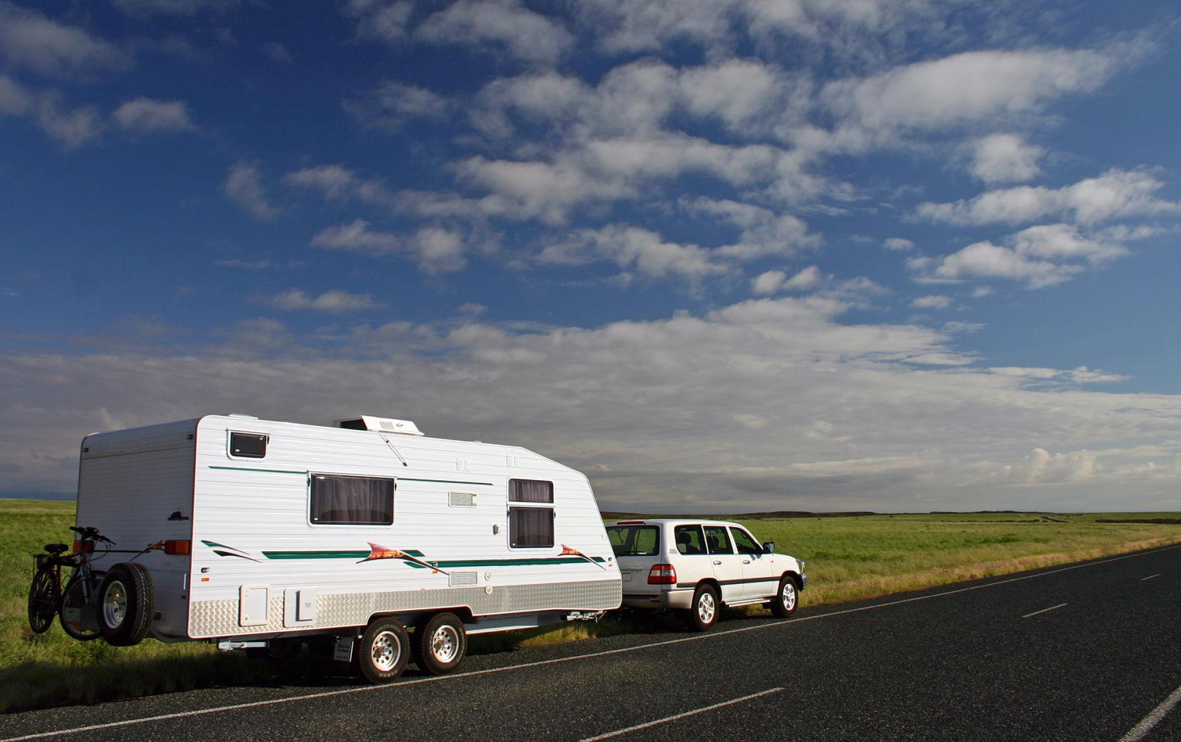 Caravan Repairs and Servicing